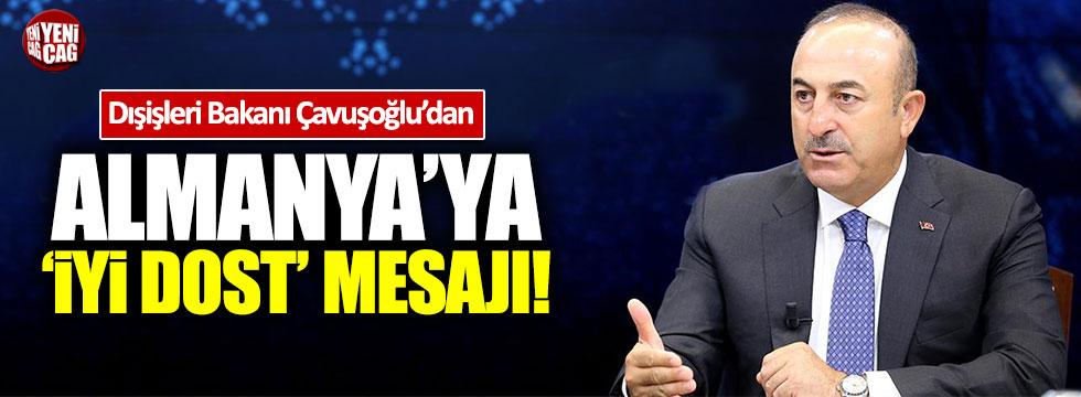 """Çavuşoğlu: """"Almanya ile ilişkilerde 2018 daha iyi bir yıl olacak"""""""
