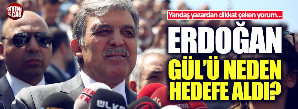 """Selvi: """"Erdoğan ve Gül'ün tartışması aysbergin görünen yüzü"""""""