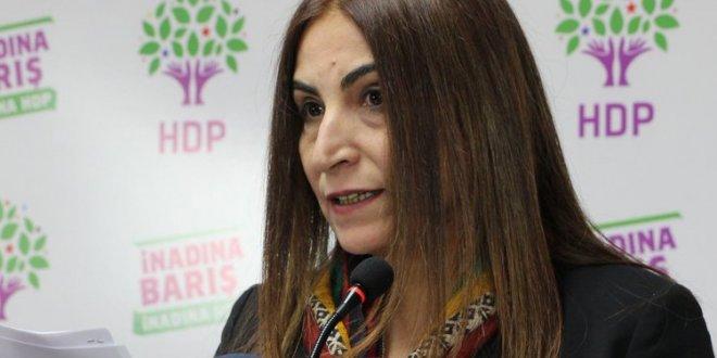 HDP'li Aysel Tuğluk'a 1.5 yıl hapis