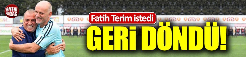 Claudio Taffarel Galatasaray'a geri döndü