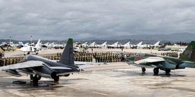 Rusya'nın 7 savaş uçağı yok edilmiş