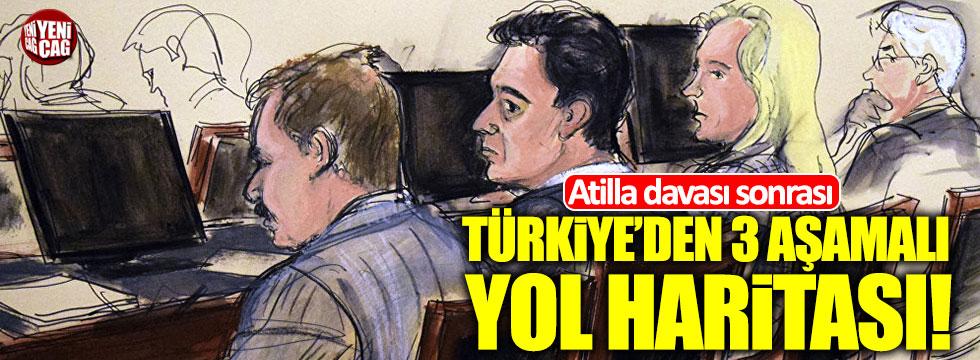 Türkiye'den Hakan Atilla kararı sonrası 3 aşamalı plan