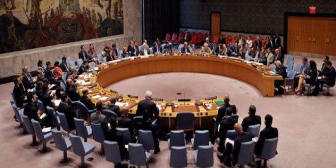 ABD, İran'ı BM Güvenlik Konseyi'ne götürüyor