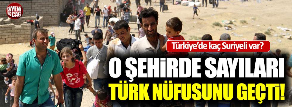 Suriyeliler sınır kentlere yük oldu