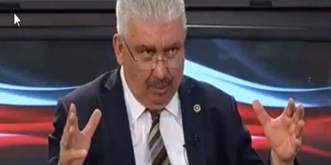 """MHP'li Yalçın: """"Erdoğan'ı vatana ihanetten yargılayacağız"""""""