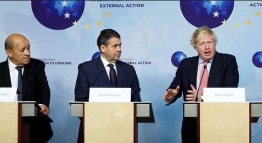 Brüksel'de İran zirvesi