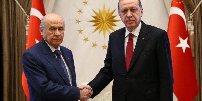 AKP-MHP ittifakında yeni gelişme