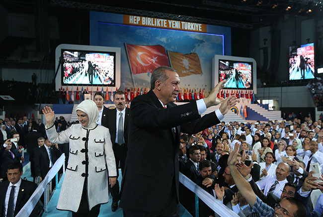 MHP'li başkan partilileri AKP kongresine davet etti
