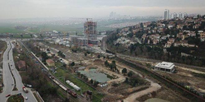 Başakşehir'de hukuksuz imar devam ediyor