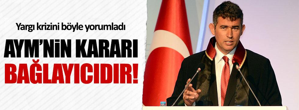 Metin Feyzioğlu yargı krizini yorumladı