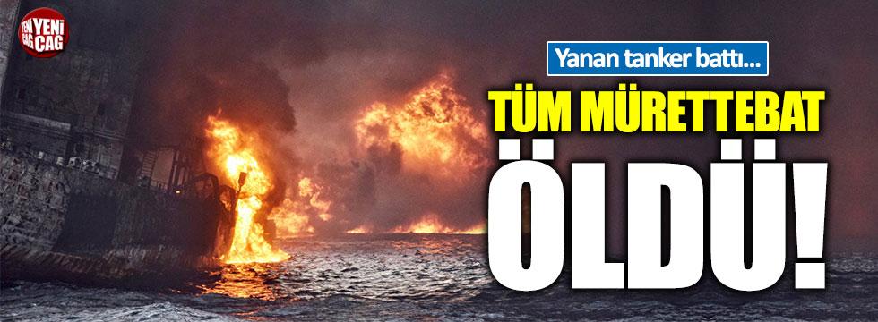 Çin denizinde felaket... Tüm mürettebat öldü!