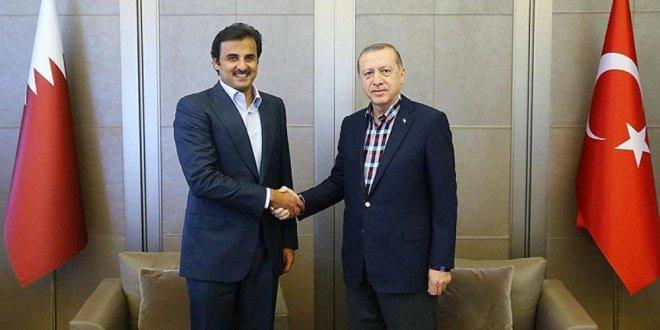 Katar emiri El Sani Türkiye'ye geliyor