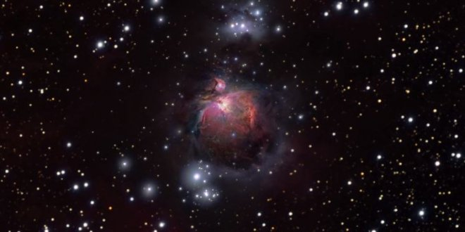 NASA'nın videosu Orion bulutsusuna 'uçuruyor'