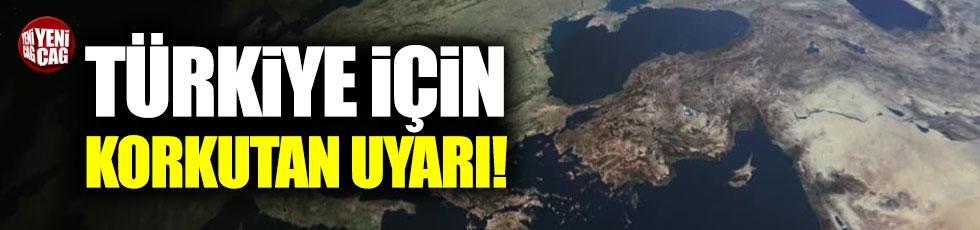 Türkiye'nin iklimi değişiyor...