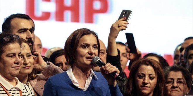 CHP'den Kaftancıoğlu açıklaması