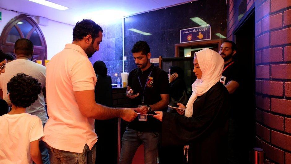 Arabistan'da 35 yıl sonra sinema!