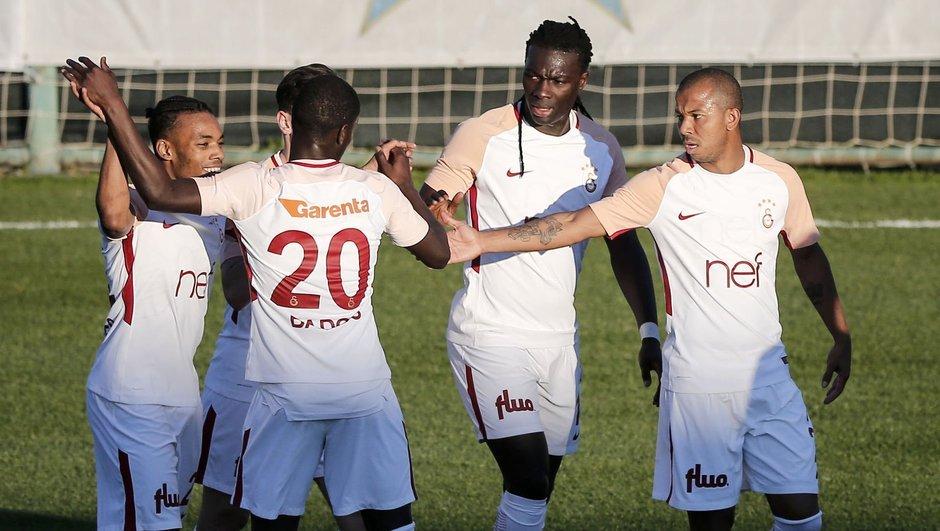 Galatasaray Tuzlaspor'u 5-0 mağlup etti