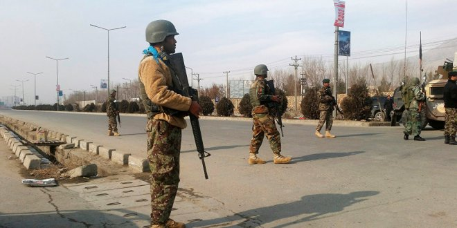 Hindistan'ın Kabil Büyükelçiliği arazisine füze düştü