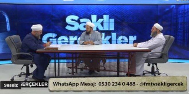 İsmailağa cemaatinin televizyonunda Atatürk'e hakaret