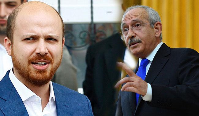 Kemal Kılıçdaroğlu ve Bilal Erdoğan uzlaşamadı