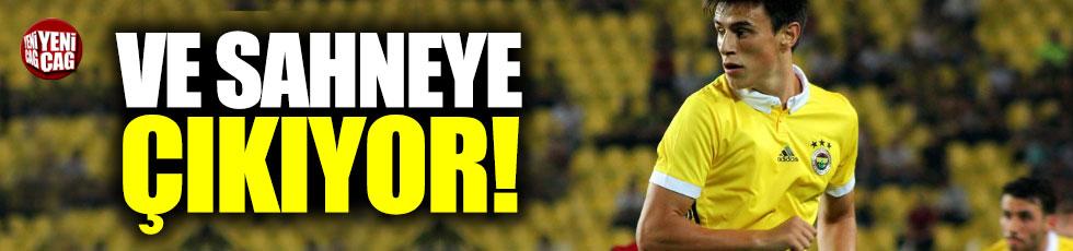 Fenerbahçe'de Eljif Elmas, kadroya alındı
