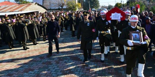 İlk Afrin şehidimiz; Bülent Alp