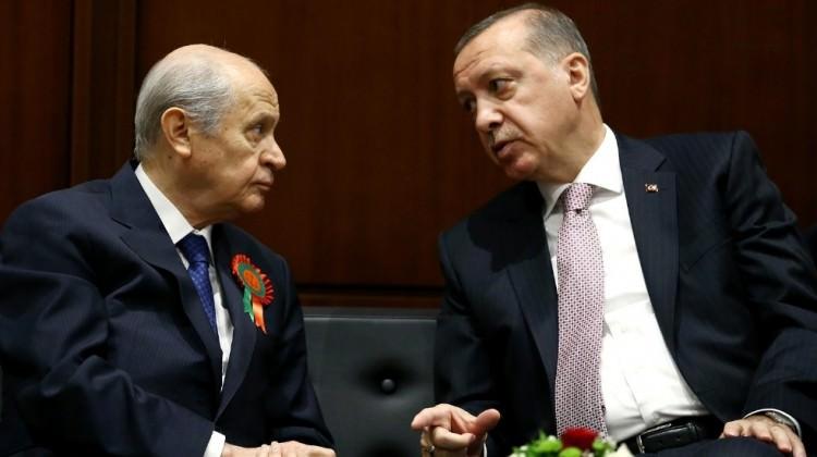 AKP ile MHP'nin ittifak için görüşeceği tarih belli oldu!
