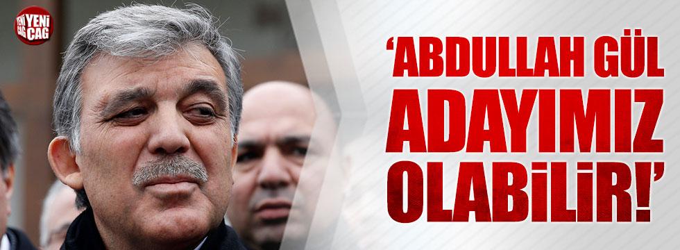 """Saadet Partisi: """"Abdullah Gül adayımız olabilir"""""""