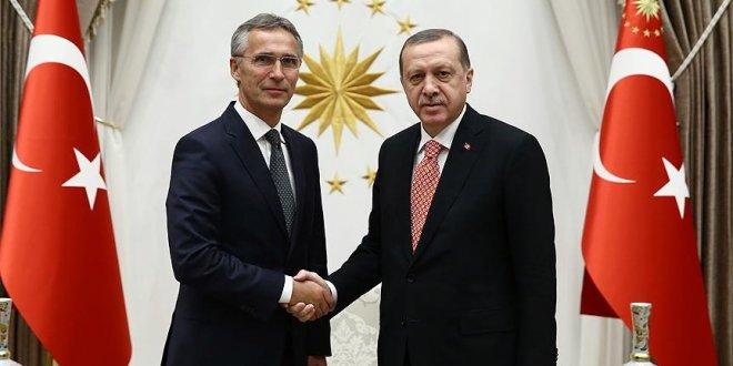 Erdoğan'dan NATO'ya: Her türlü tedbiri alırız