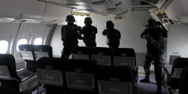 Uçaklarda özel harekat dönemi