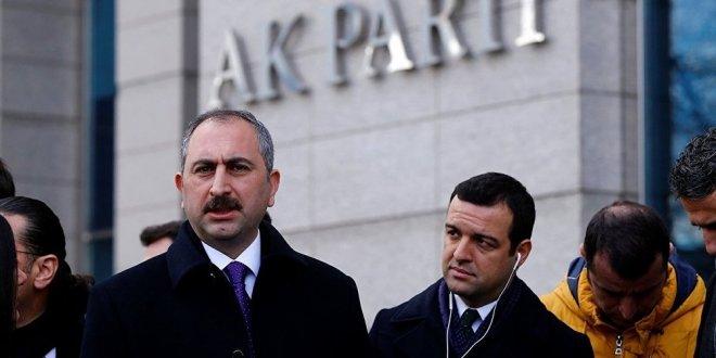 Adalet Bakanı Gül'den 'ittifak' yorumu