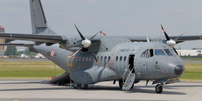 CASA tipi uçakların sicili kabarık