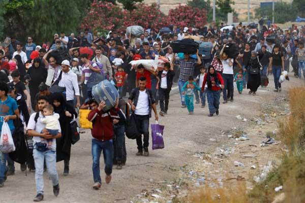 Suriyelilerin sayısı 3.5 milyona yaklaştı