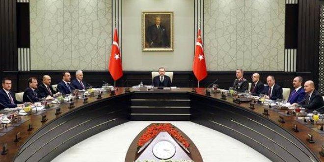 MGK'dan açıklama: Müttefikimizin davranışı üzüntüyle karşılandı