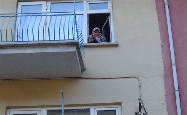 Eskişehir'de acılı annenin feryadı yürekleri dağladı