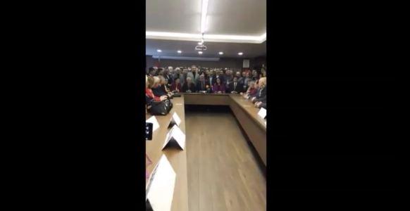 CHP Bursa İl Başkanı Akkuş'tan Kaftancıoğlu'na destek