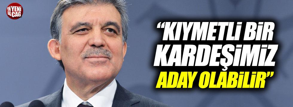 Saadet Partisi'nden Abdullah Gül açıklaması