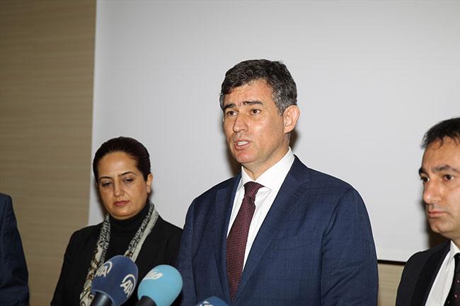 Metin Feyzioğlu, Ümit Kocasakal'ın adaylığı için ne dedi?