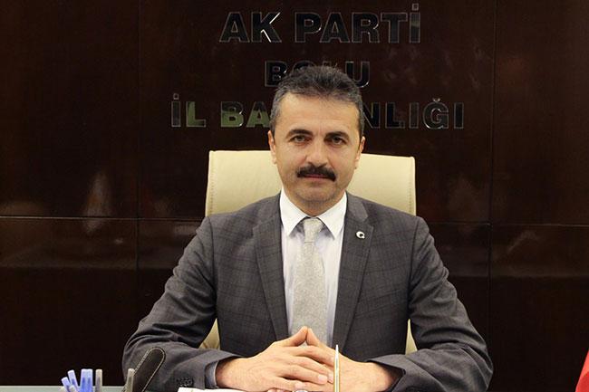 Nurettin Doğanay, Erdoğan'ın talimatıyla tekrar il başkanı oldu