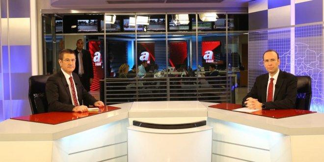Bakan Canikli'den Afrin operasyonu açıklaması