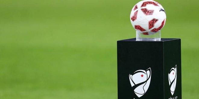 Ziraat Türkiye Kupası kupası çeyrek ve yarı final kuraları çekildi