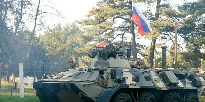 Rus askeri unsurları Afrin bölgesinden çekilmeye başladı