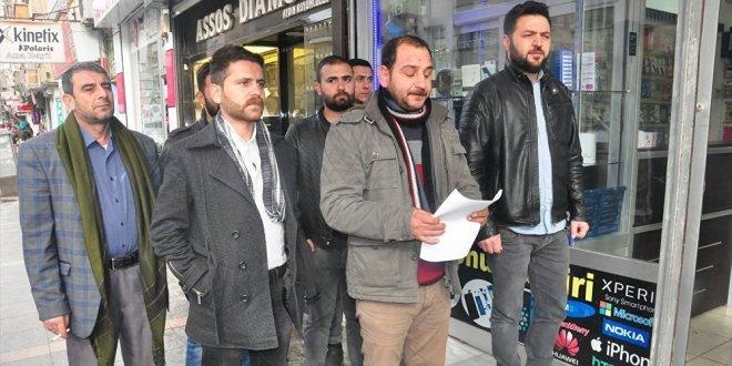 MHP'li grup, Afrin operasyonuna katılmak için dilekçe verdi