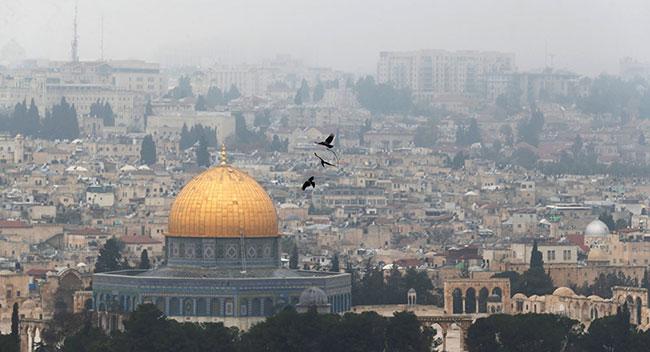 Kudüs'te gözaltına alınan 6 Türk işadamı serbest bırakıldı