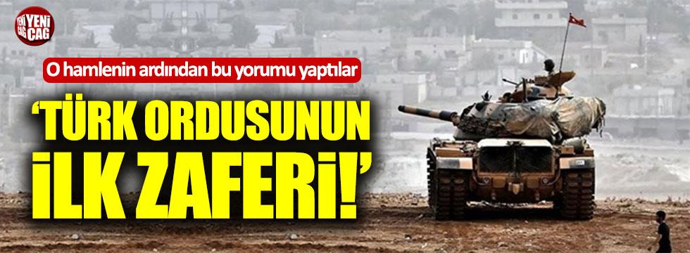 """Rus gazeteci: """"Türk ordusunun ilk zaferi"""""""