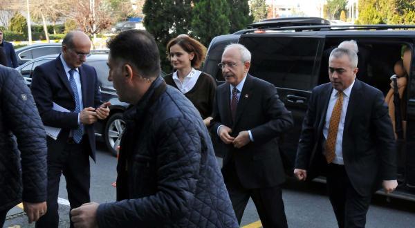 Kılıçdaroğlu, Baykal için Almanya'ya gitti