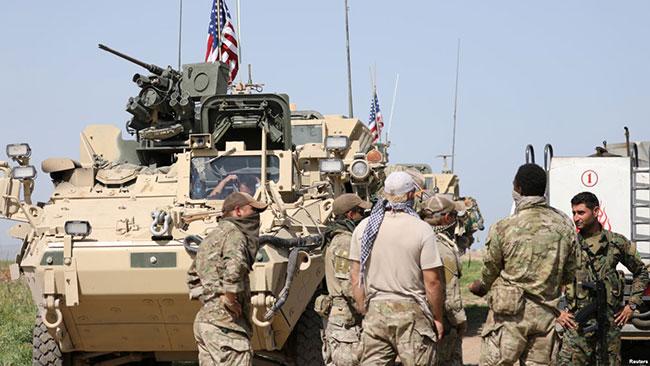 Rusya'dan ABD'ye: İzniniz olmadan Suriye'de bulunamazsınız