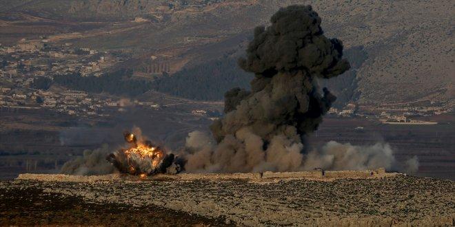 'Zeytin Dalı Harekatı' başladı, TSK Afrin'e girdi!