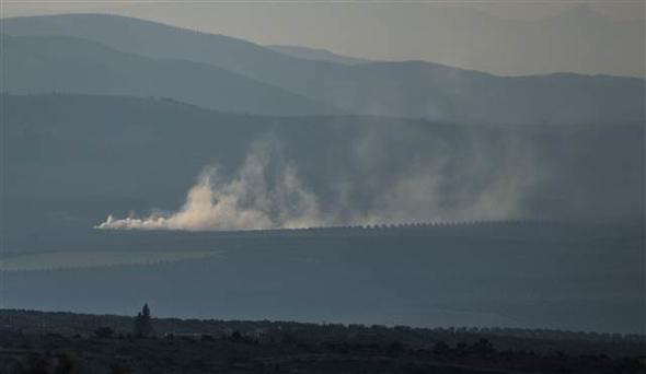 İşte Afrin harekatından ilk görüntüler
