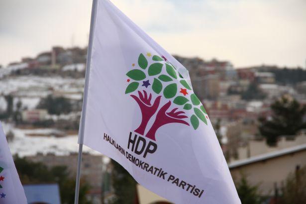 HDP'li 4 vekil hakkında fezleke düzenlendi